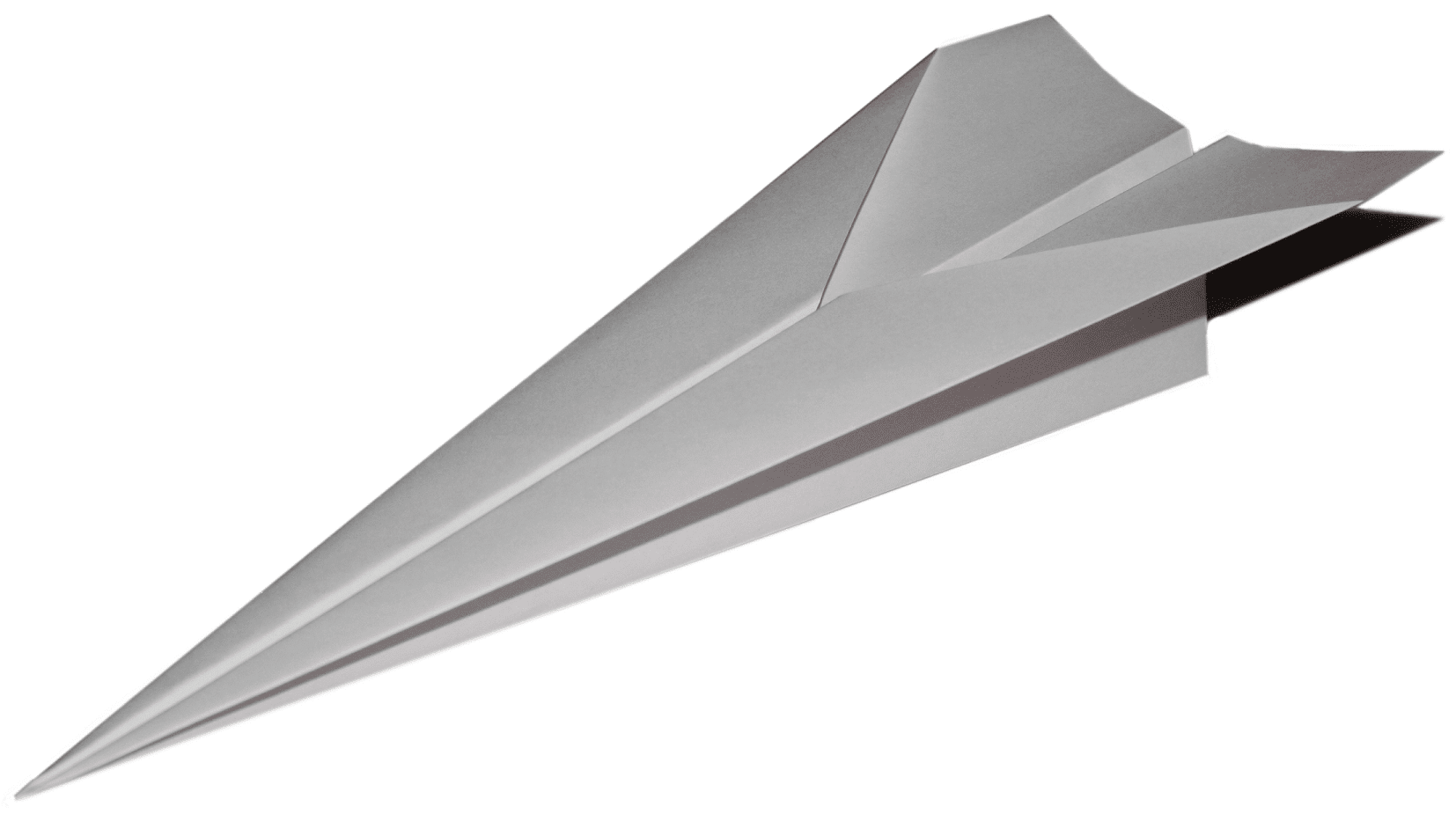 History of the Paper Airplane