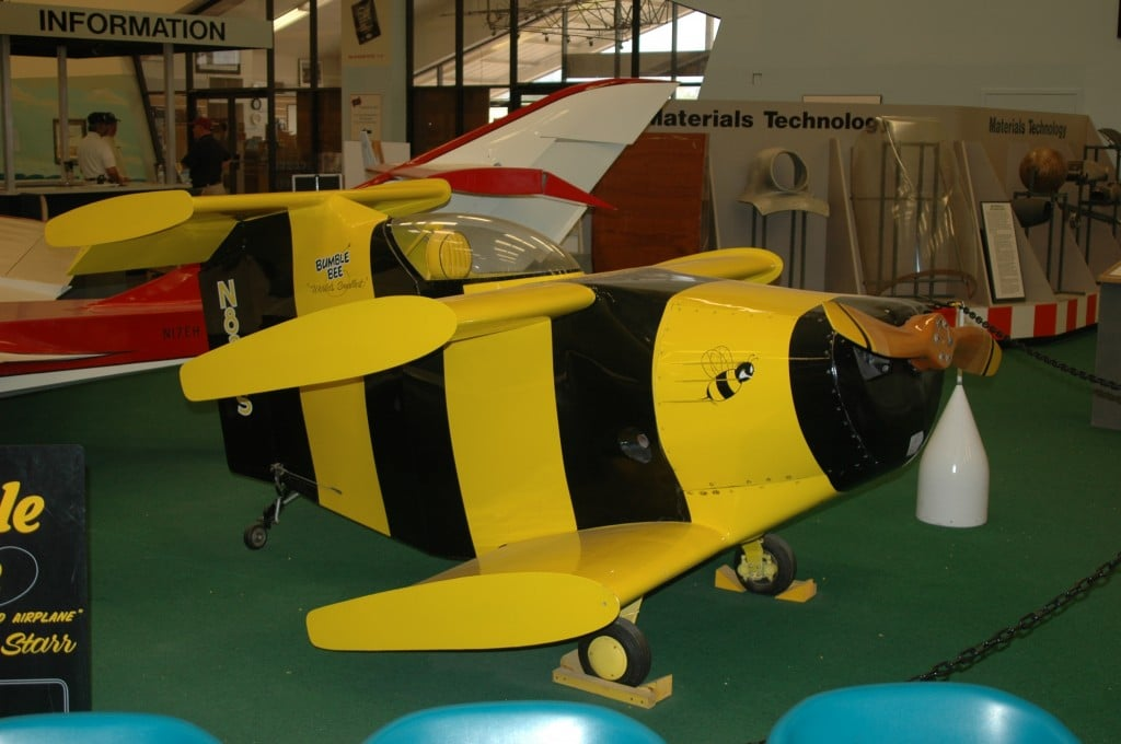 Robert Starr's Bumble Bee 2 airplane - History of the Experimental Certificate