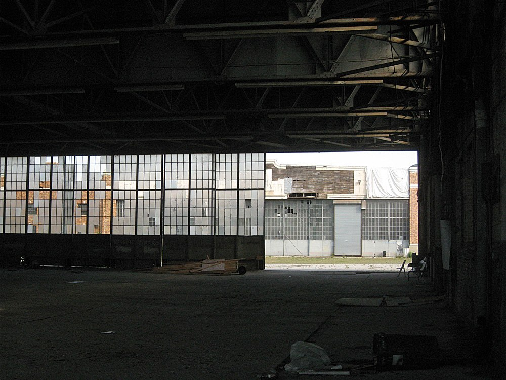 Floyd Bennett Airfield Hangars - Ghost Airports
