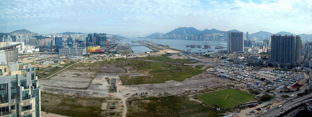 Kai Tak International as of 2013 - Ghost Airports