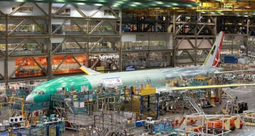 The Boeing Factory Tour: Watch Massive Jetliners Get Built