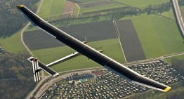 Solar Impulse Begins Journey