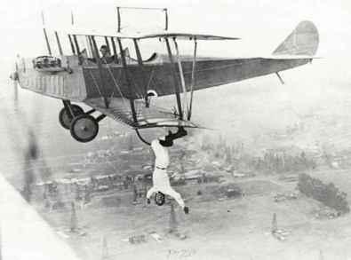 Al Wilson: Barnstormer • Disciples of Flight