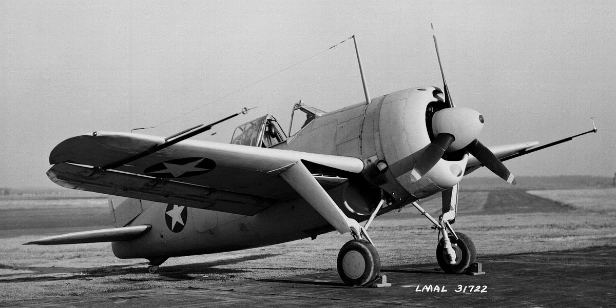 The Brewster Buffalo was one of aviation's greatest mistakes.