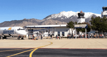 Wasatch Front Airports