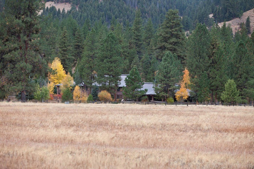 The Greene Valley retreat in Idaho - Backcountry flying