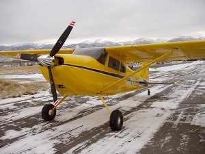 Restored Cessna 180 Skywagon - Tailwheel