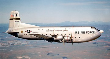 Zero Zero: Flying the C-124