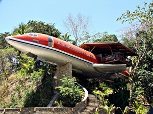 727 Fuselage Home exterior