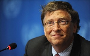 Bill-Gates_, founder of Microsoft - aviation geeks