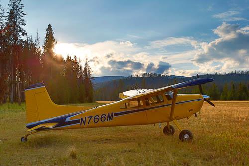 Cessna 185 Skywagon • Disciples of Flight