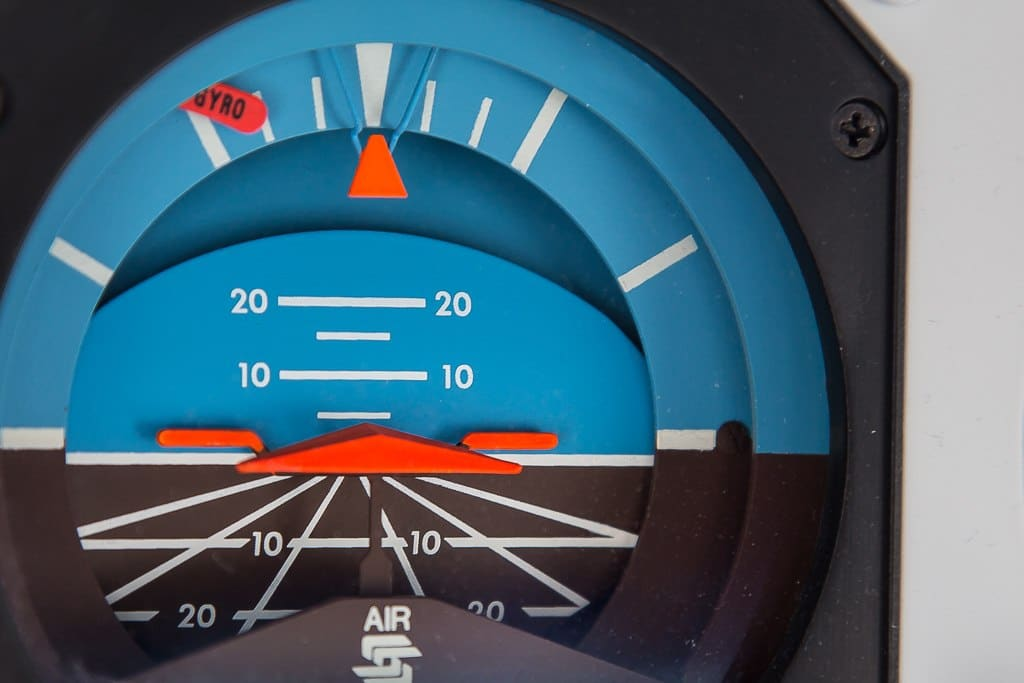 Attitude Indicator - Instrument Flying