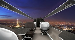 The Ixion Jet: Window Seats for Everyone