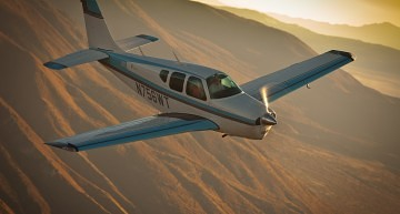 More Power: Transitioning to High-Performance Airplanes