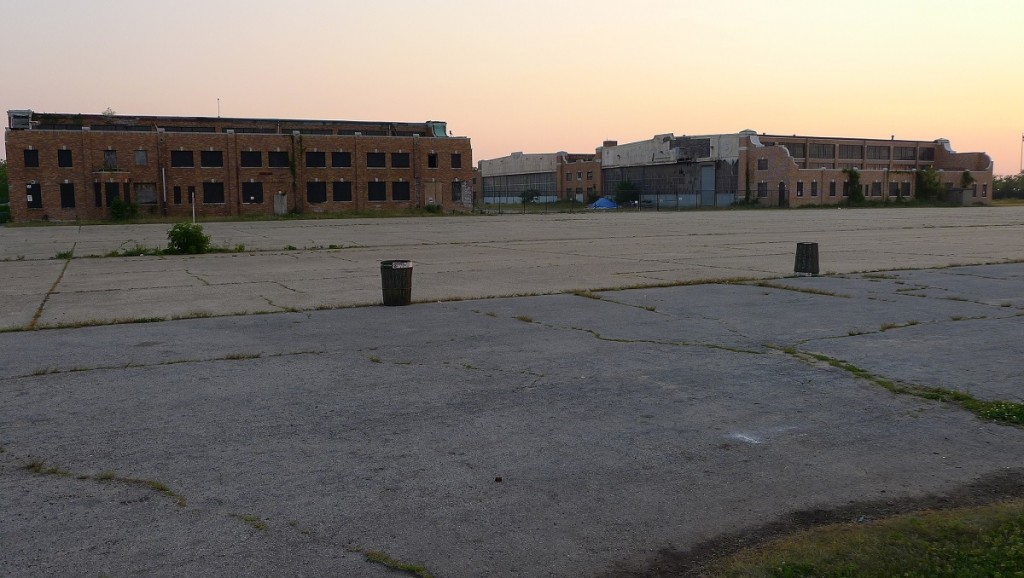Floyd Bennett Airfield Main Buildings - Ghost Airports