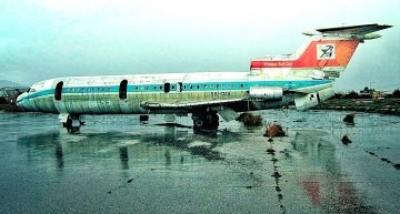 Ghost Airports: 10 Amazing Real Life Abandoned Airports
