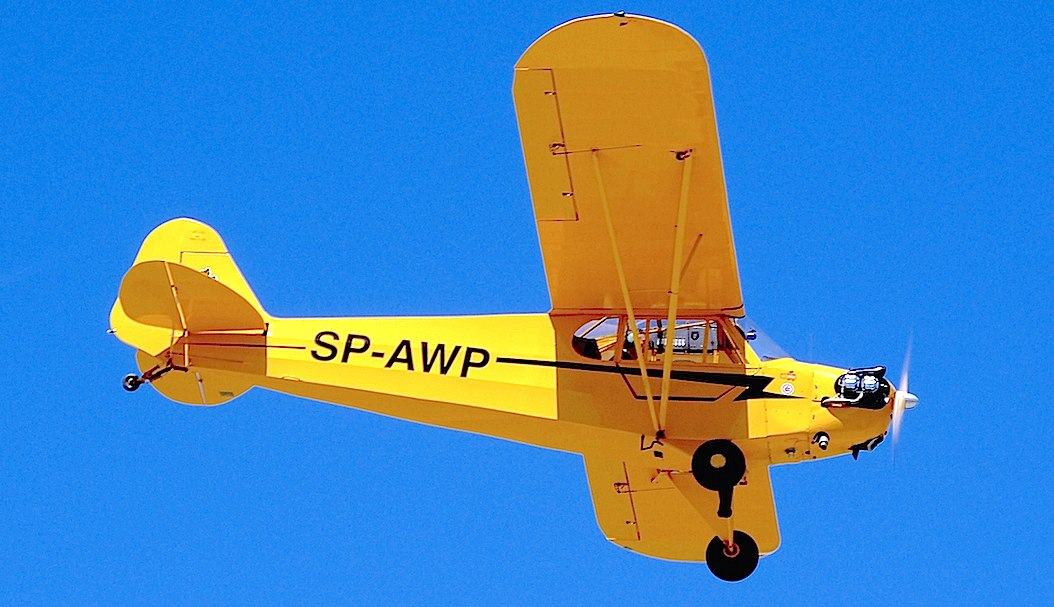 Piper J3 Cub - Top 10 Articles of 2014