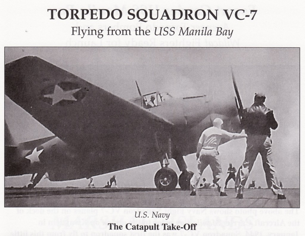 Torpedo squadron VC-7 - In the Navy, November 1942
