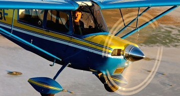 Using Special VFR and Contact Approach