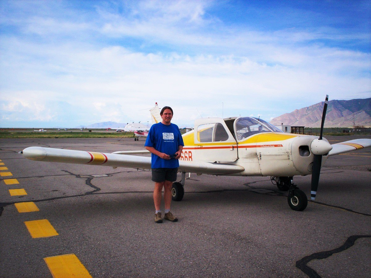 Soloing in a Piper Cherokee - Learning to Fly a Taildragger