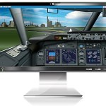 Flight simulator on a computer screen - Improve Piloting Skills With A Flight Simulator