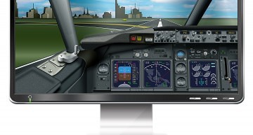 Improve Piloting Skills With a Flight Simulator