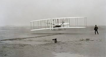 First Flight: the Wright Brothers