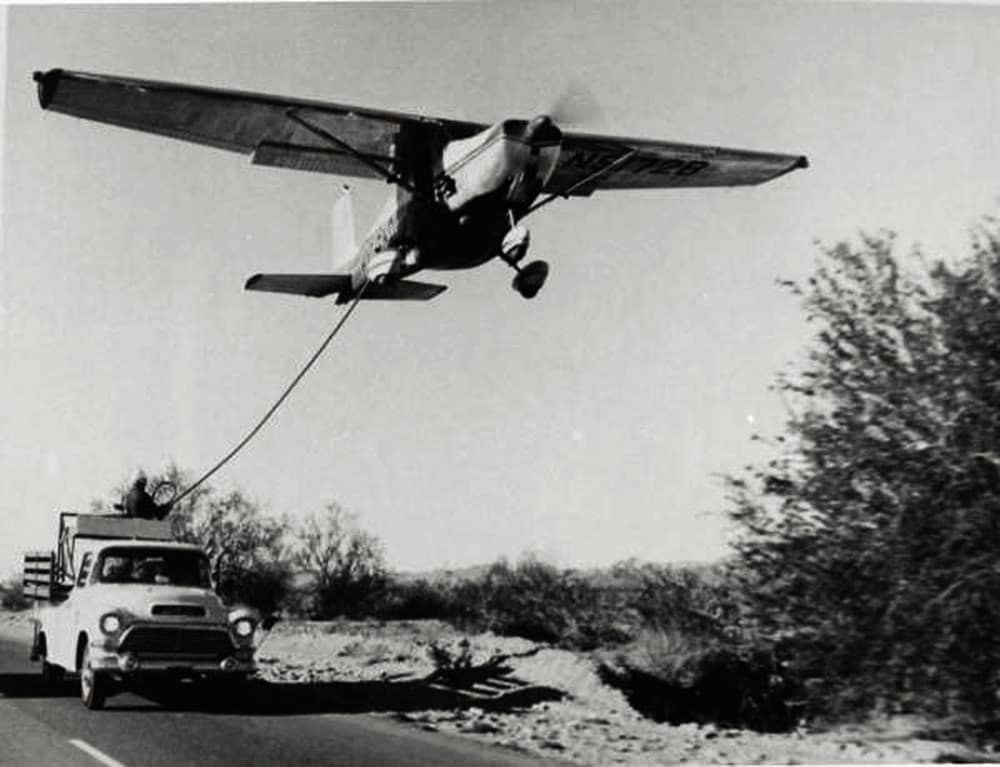 Refueling the Hacienda - The Flight Endurance World Record