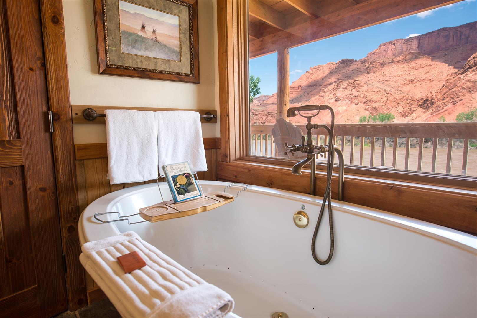 Sorrel River Ranch - Bathrooms