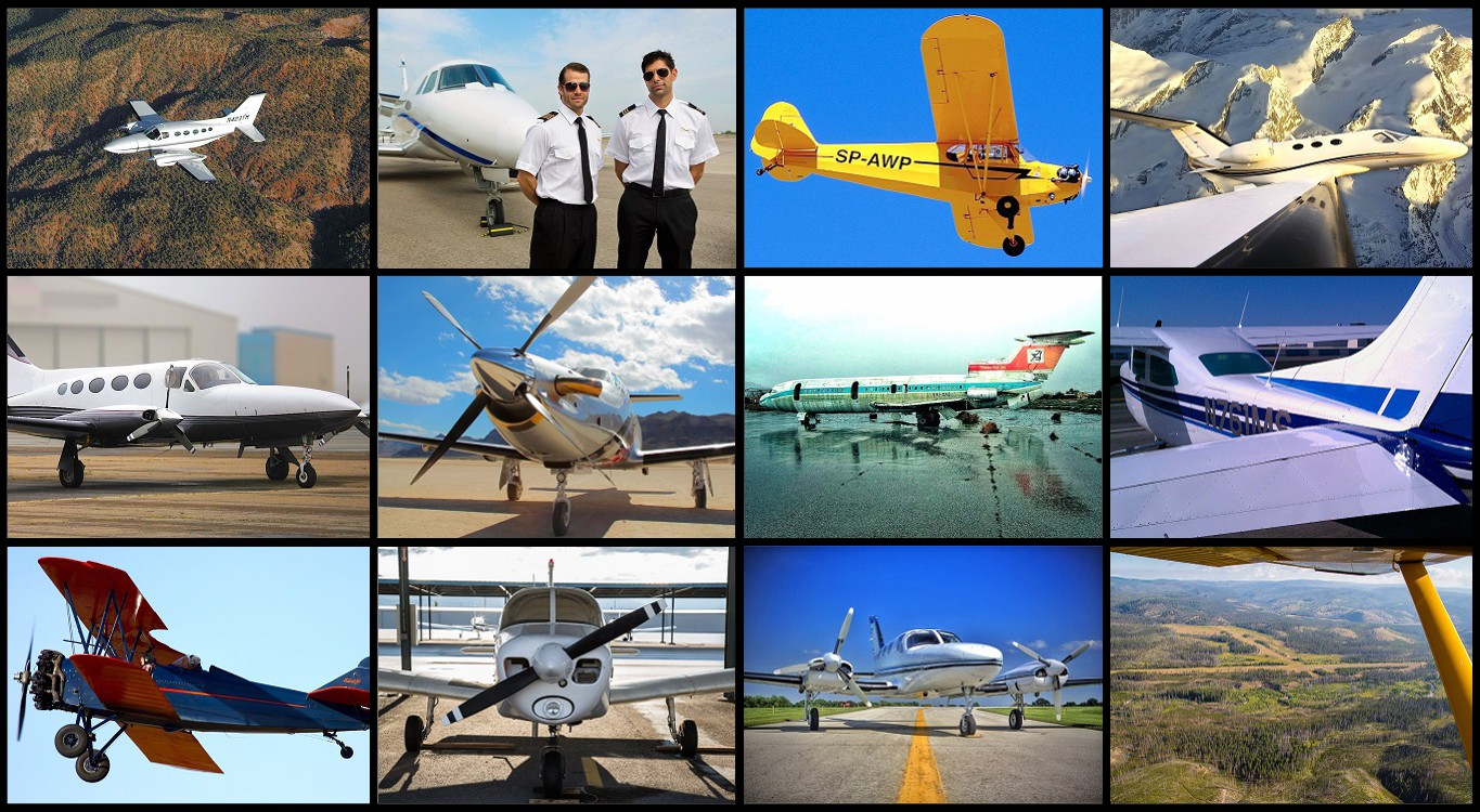 Pictures from the top 10 articles of 2014 on Disciples of Flight