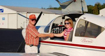 How I Fell in Love With Aviation Before My Discovery Flight