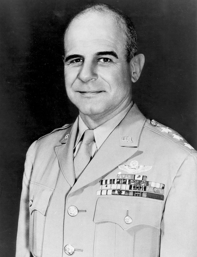"Portrait of General James ""Jimmy"" Doolittle."