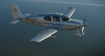 Cirrus SR22: The Plane with the Parachute