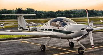Diamond DA20 Katana: Perfectly Suited to Flight Training
