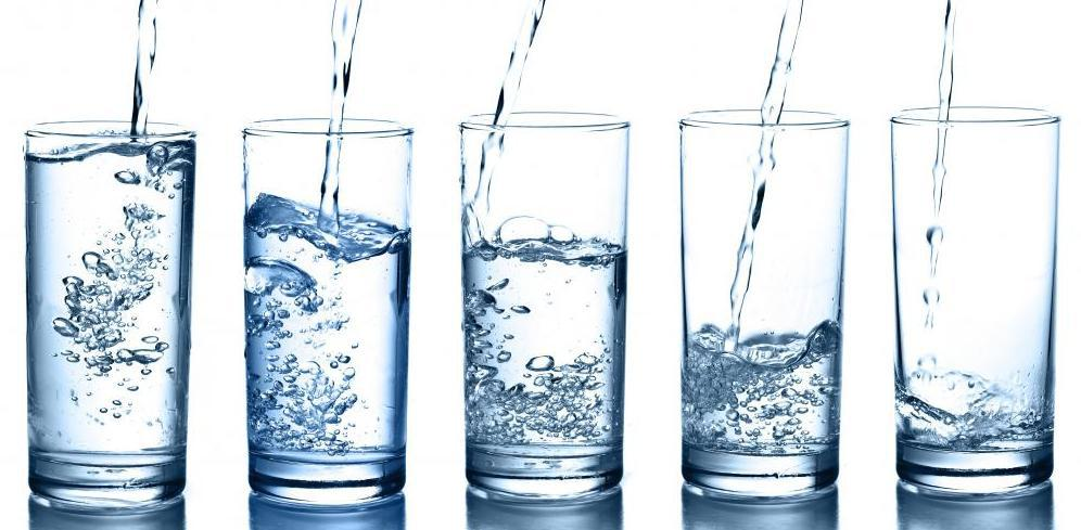 Glasses of drinking water - Airline Secrets Revealed, What every Passeger Should Know