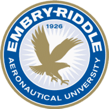 Embry Riddle Aeronautical University logo - FAA Hiring Scandal Follow Up