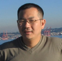 Portrait photo of author Andy Chan.