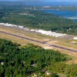 Tacoma Narrows Airport - oferring private pilots access to the Lemay America's Car Museum
