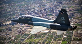 The Northrop T-38 Talon