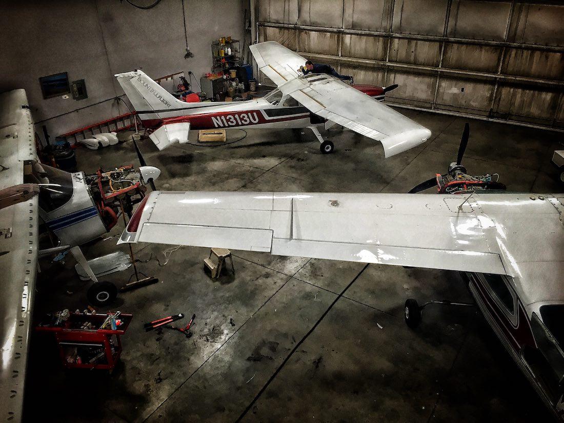 Becoming an Aircraft Mechanic
