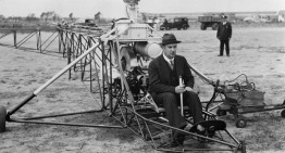 Igor Sikorsky Built His First Helicopter Before the Wrights Flew