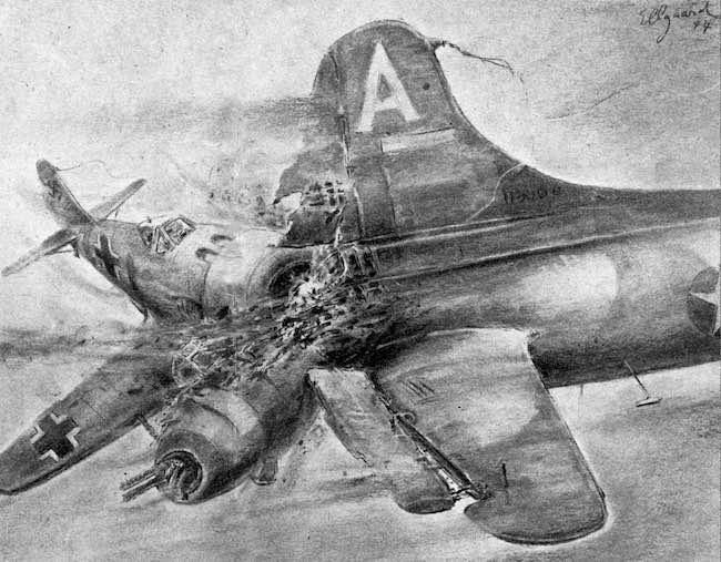 The B 17 All American The Truth Behind The Tall Tale