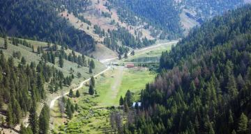 B Bar C Ranch: Middle Fork Outfitters' Remote Getaway