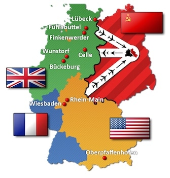 Berlin Airlift - Berlin Blockade