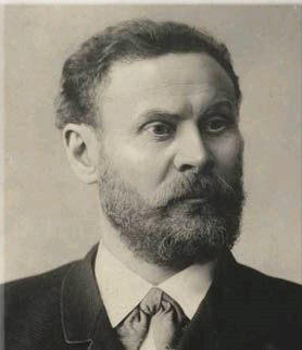 Otto Lilienthal, portrait photo