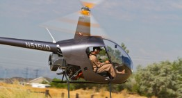 The Robinson R22 Helicopter: All About Economy of Operation