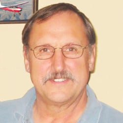 Author profile photo of private pilot and aviator of Jim Davies
