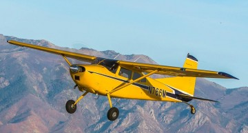 Cessna 185 Skywagon: Rugged, Powerful, and Trusted