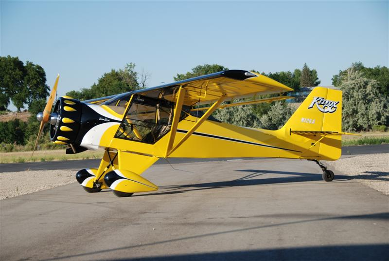 Kitfox series 7 aircraft