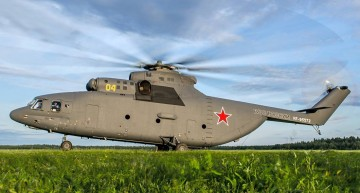 Mi-26: Inside the World's Largest Helicopter